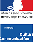 Logo du Minist�re de la culture et de la communication